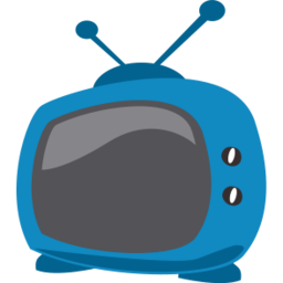 video-televison-blue